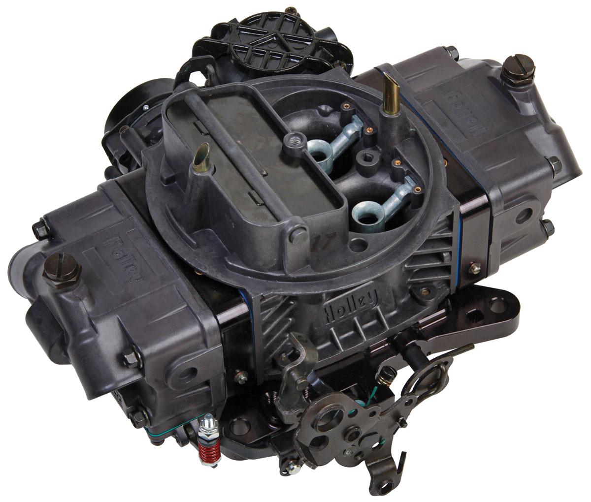 Photo of Carburetors, Holley, Ultra Street Avenger 770 Cfm black billet aluminum finish