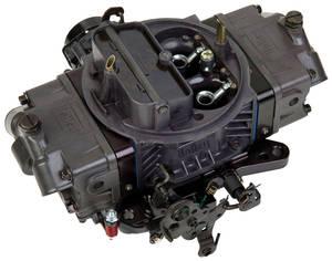 1978-1988 El Camino Carburetors, Ultra Double Pumper 850 Cfm Hard Core Gray Finish