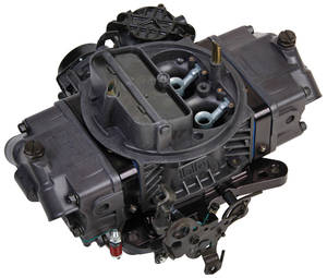 1959-76 Bonneville Carburetors, Holley, Ultra Street Avenger 870 Cfm Black Billet Aluminum Finish