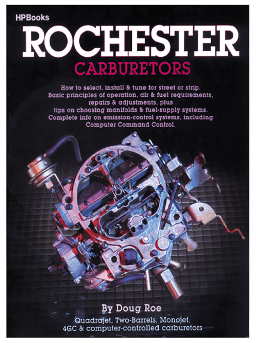 Photo of Carburetor, Rochester