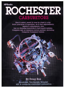 1978-1988 Monte Carlo Rochester Carburetors