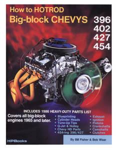 1978-88 El Camino How To Hotrod Big-Block Chevys