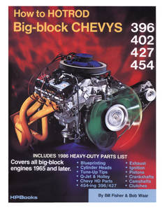 How To Hotrod Big-Block Chevys