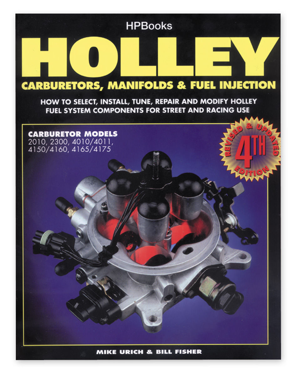 Photo of Holley Carburetors, Manifolds And Fuel Injection