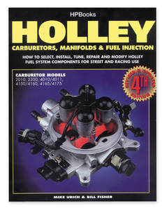 1978-88 El Camino Holley Carburetors, Manifolds and Fuel Injection