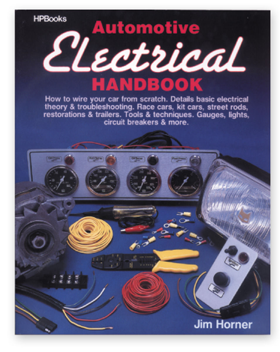 Photo of Automotive Electrical Handbook