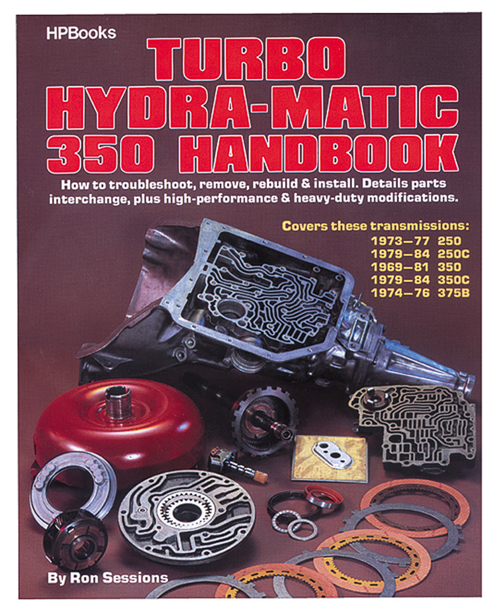 Photo of The Turbo Hydra-Matic 350 Handbook