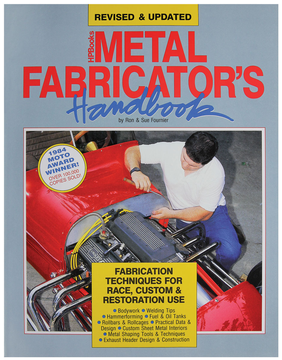 Photo of Metal Fabricator's Handbook