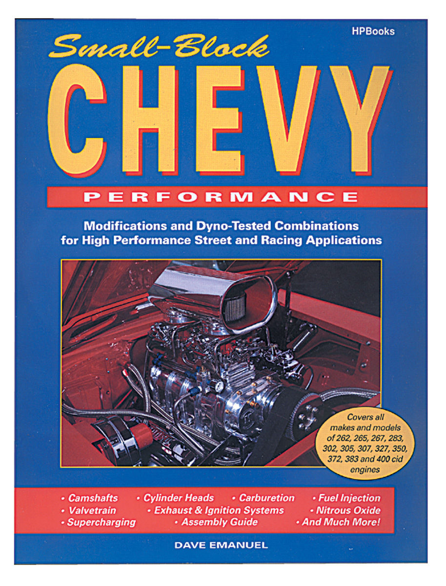 Photo of Small-Block Chevy Performance