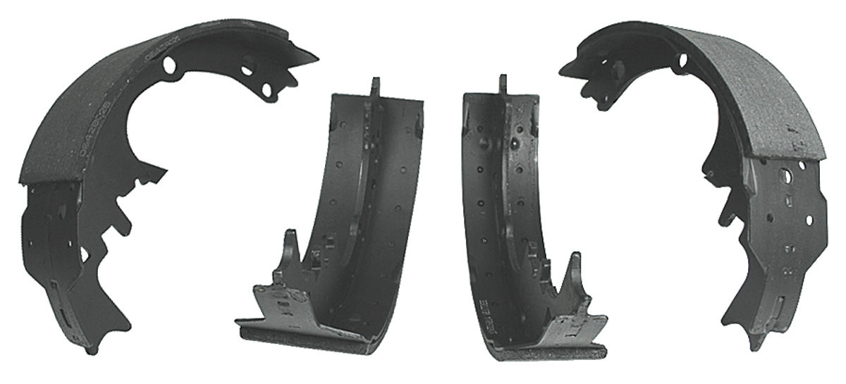 """Photo of Brake Shoes (Drum) front 9.5"""""""