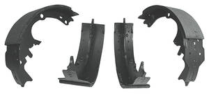 1964-72 GTO Brake Shoes (Drum) Front, 9-1/2""