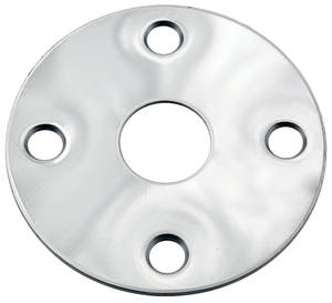 Chevelle Hood Pin Plate, 1970-72 Requires 2
