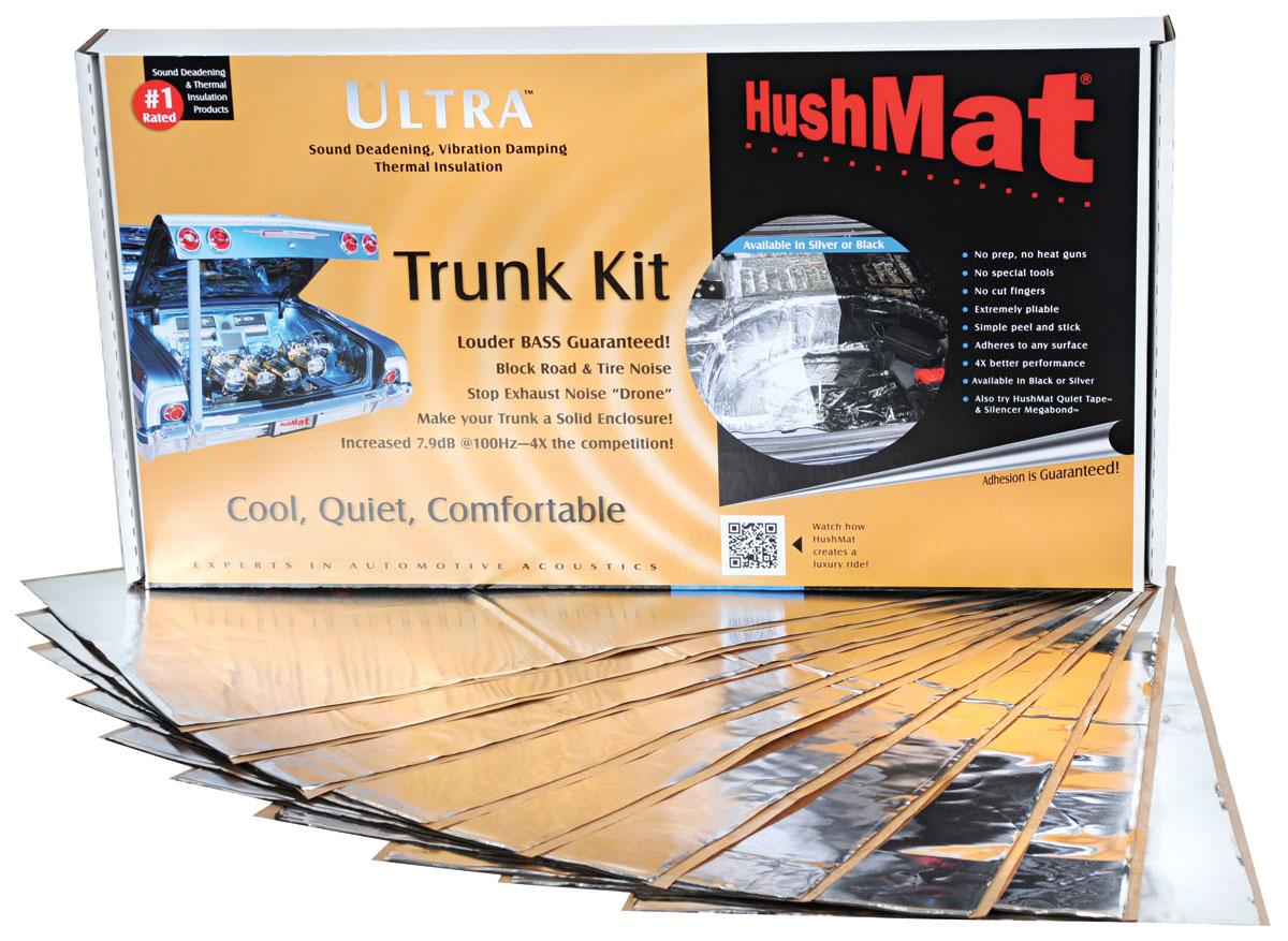"Photo of Sound Deadener, Ultra trunk kit (10 sheets 12"" x 23"")"