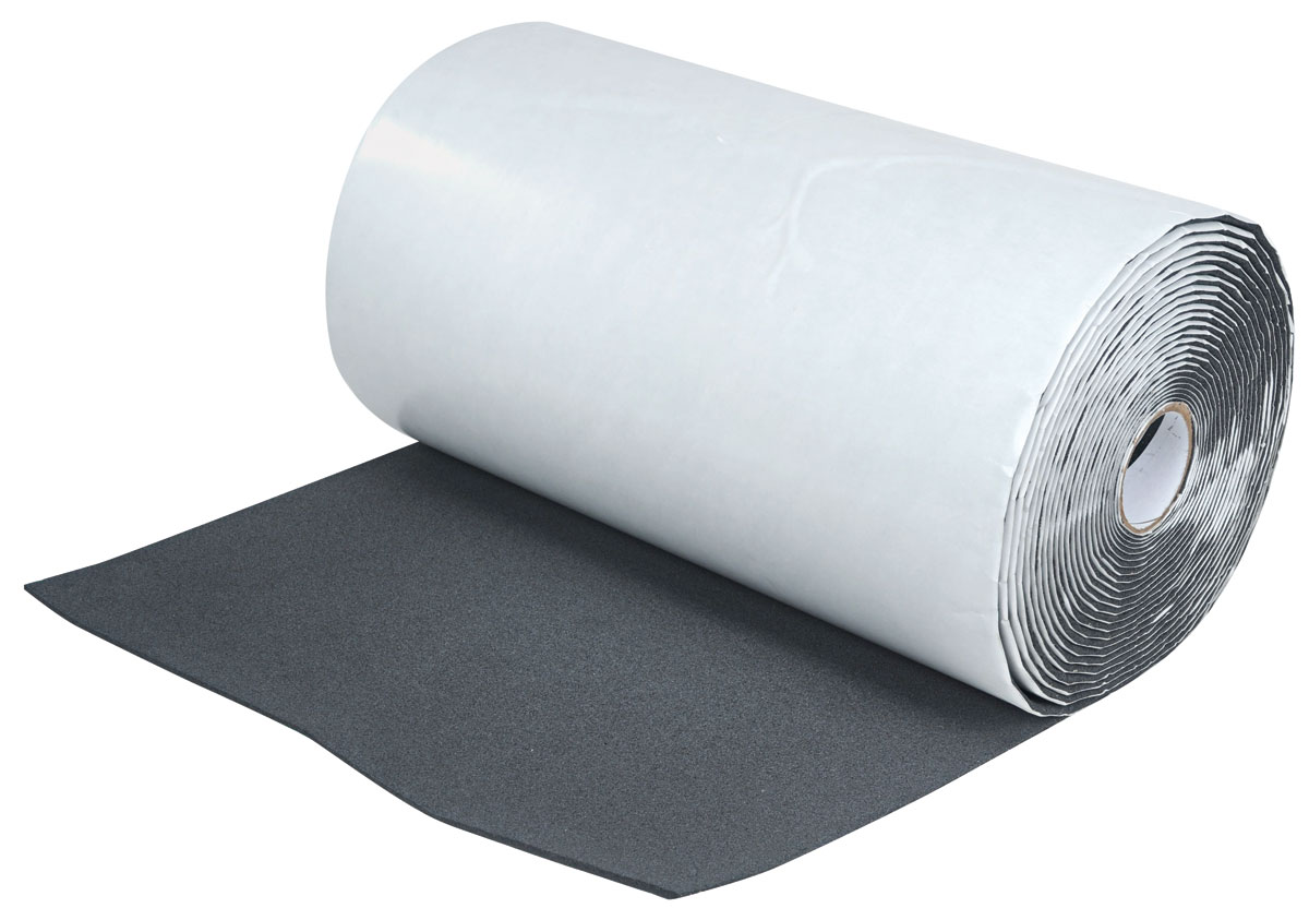 "Photo of Sound Deadener, Silencer Megabond Roll Kits 1 roll 24"" x 50' x 1/8"""