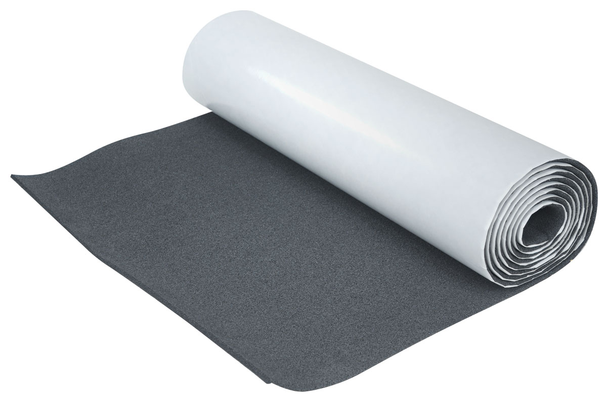 "Photo of Sound Deadener, Silencer Megabond Roll Kits 1 roll 24"" x 10' x 1/4"""
