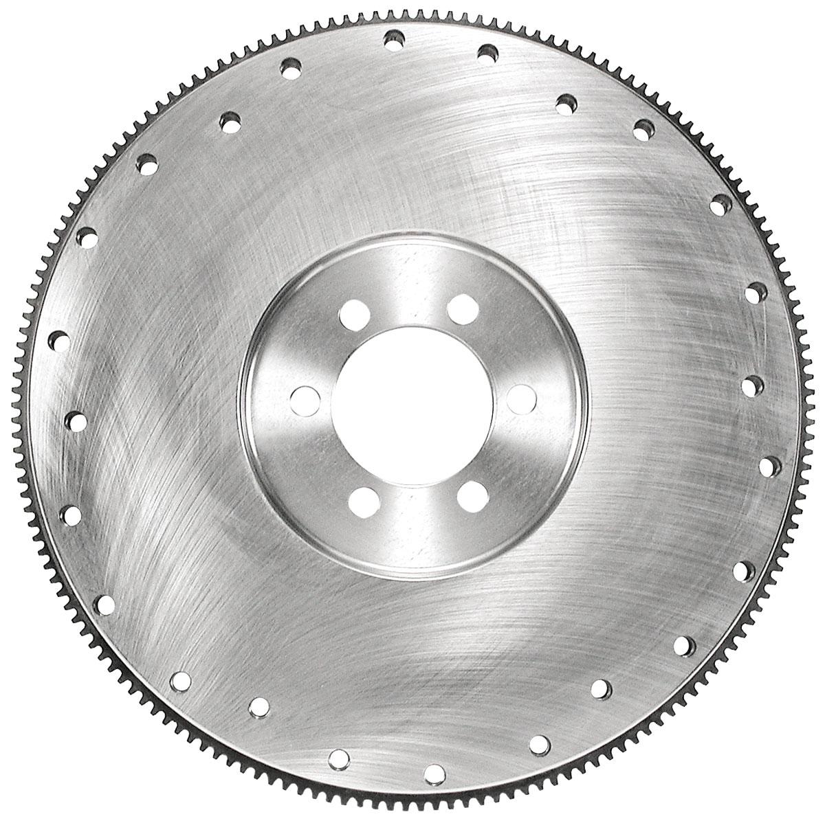 Photo of Flywheel, Billet Steel internally balanced