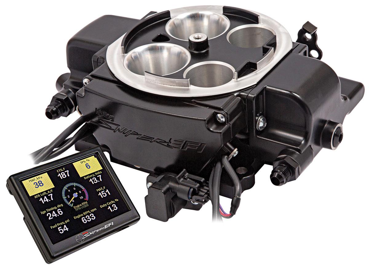 Photo of EFI Conversion, Sniper Quadrajet Master Kit