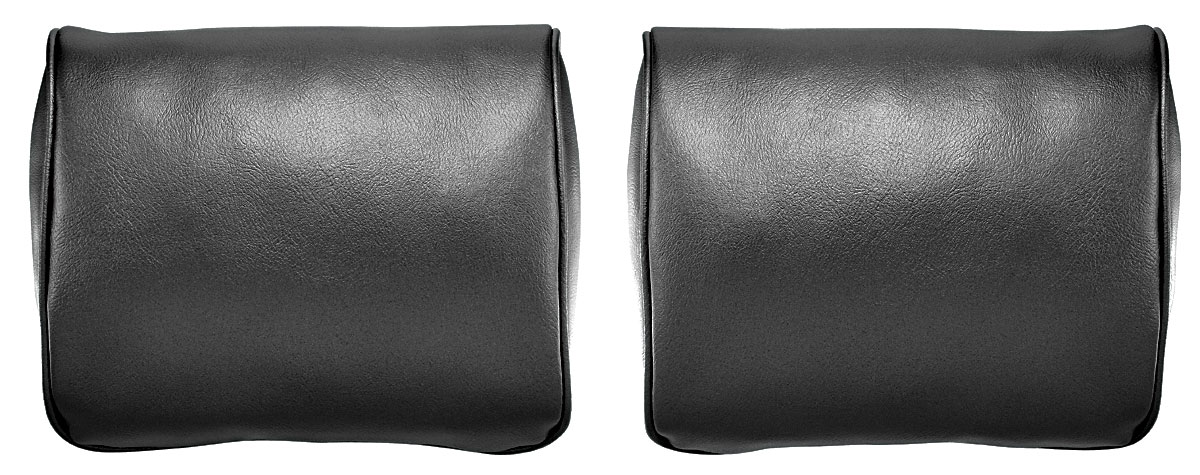 Photo of Headrest Covers, Reproduction Bench Seats