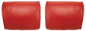 1968-72 Skylark Headrest Covers, Reproduction Bench Seats