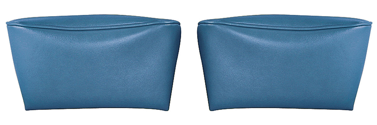 Photo of Headrest Covers (Reproduction) Bucket Seats