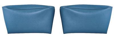 GTO Headrest Covers (Reproduction) Bucket Seats