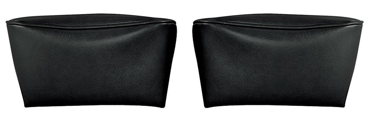 Photo of Headrest Covers, Reproduction Bucket Seats