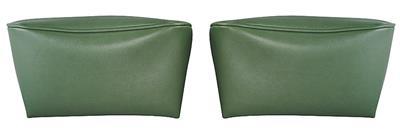 El Camino Headrest Covers, 1968-72 Reproduction Vinyl Bucket Seats