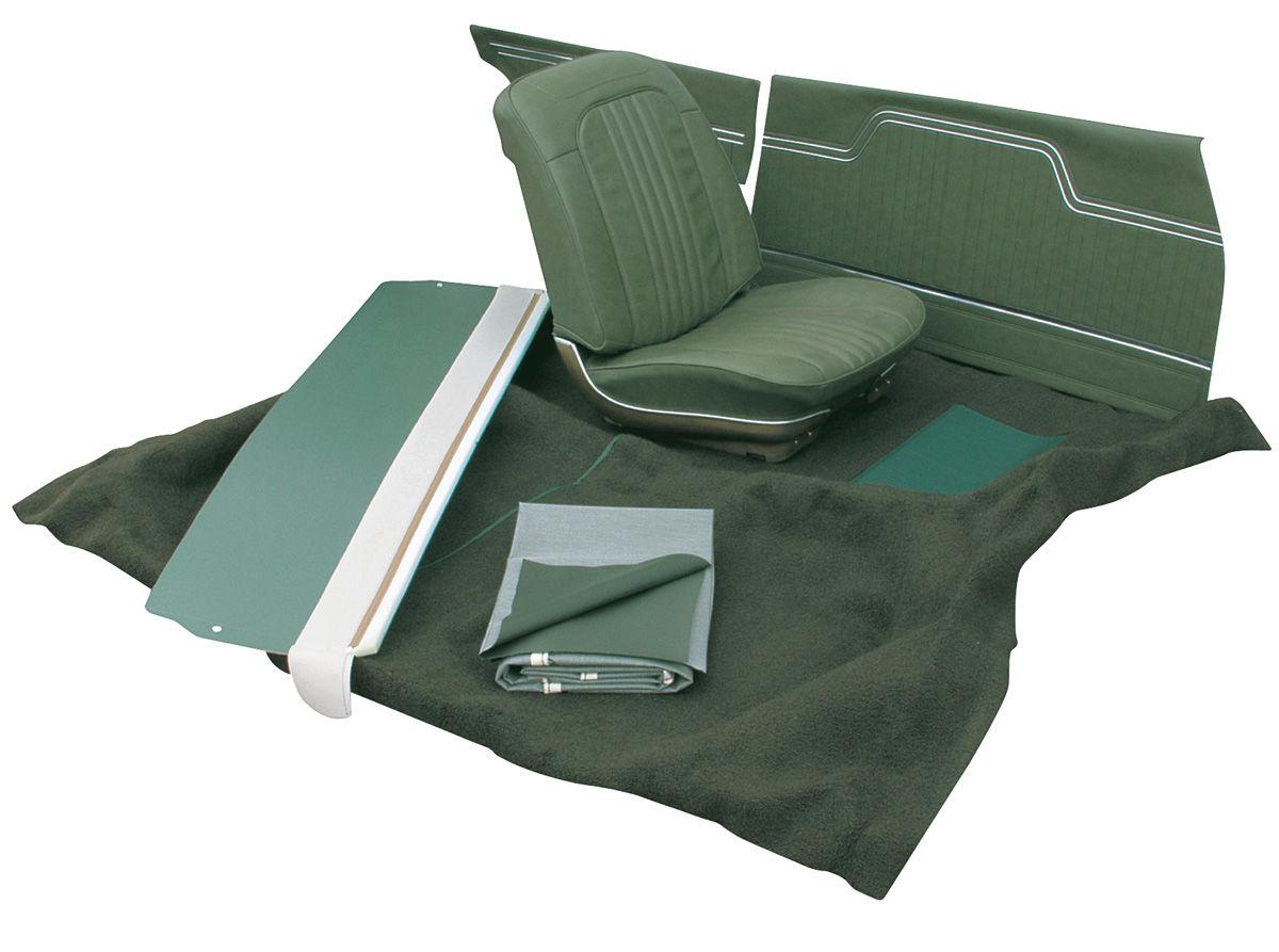 1964 Interior Kit Stage I El Camino Split Bench