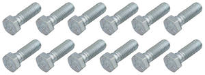1964-72 El Camino Intake Manifold Bolt Sets, Original Style Small Block