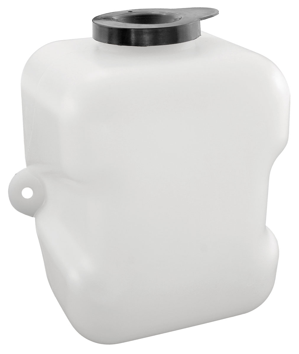 Photo of Windshield Washer Bottle white w/cap