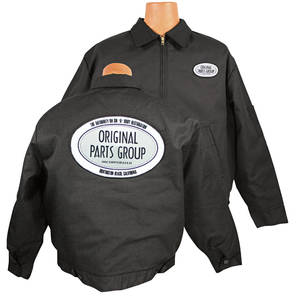 1978-1988 Monte Carlo Original Parts Group Jacket Long