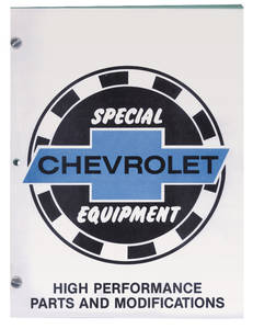 Chevrolet High-Performance Parts and Modifications