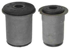 1967-72 Skylark Control Arm Bushing, Front Premium Lower, (Round Rear)