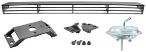 1970-1972 El Camino Door Assembly Kit, 1970-72 Cowl Induction w/Vacuum Actuator & Support, by RESTOPARTS