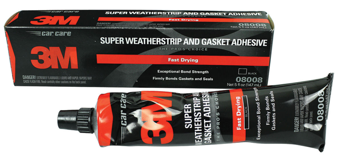 Photo of Adhesive, Super Weatherstrip