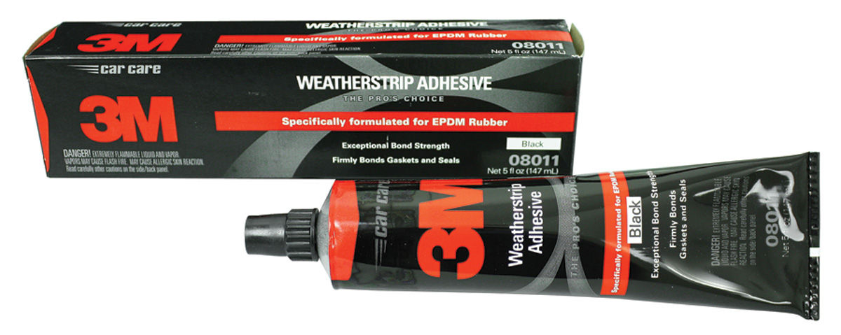 Photo of Adhesive, Regular Weatherstrip
