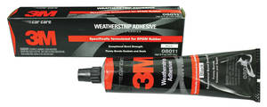 1959-1976 Bonneville Adhesive, Regular Weatherstrip