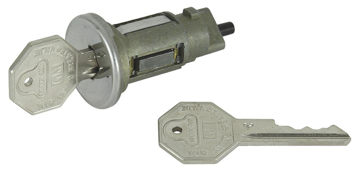 Photo of Ignition Lock octagon keys