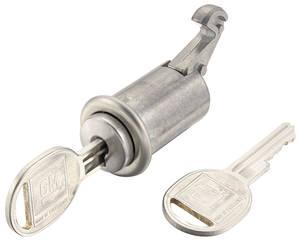 1964-65 Chevelle Glove Box Lock Round Keys