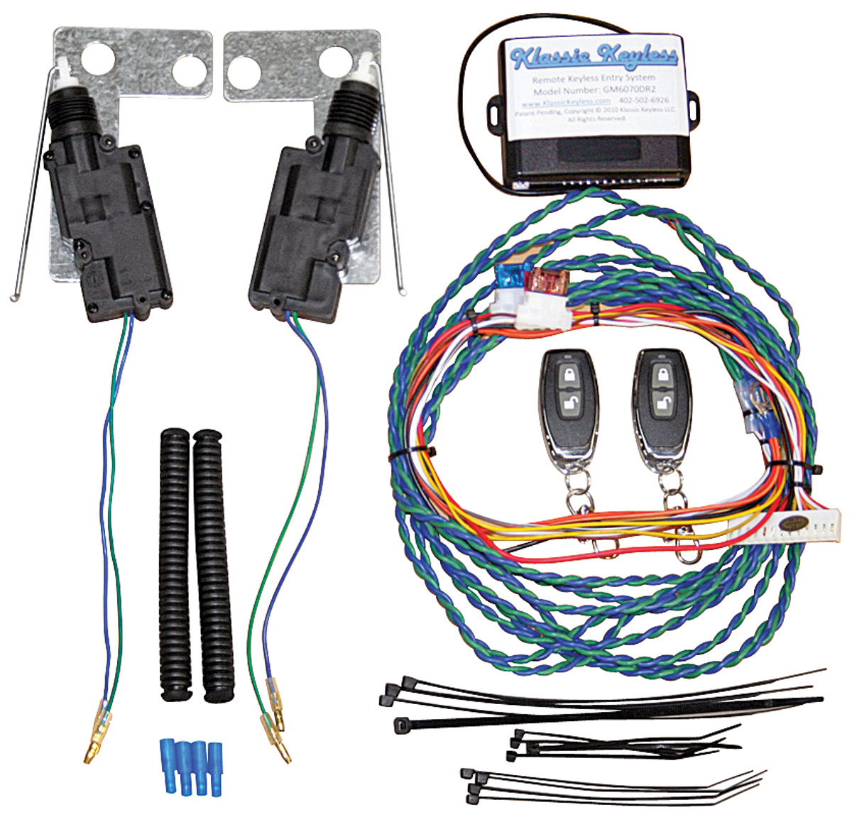Photo of Keyless Entry Kits (2-Door)