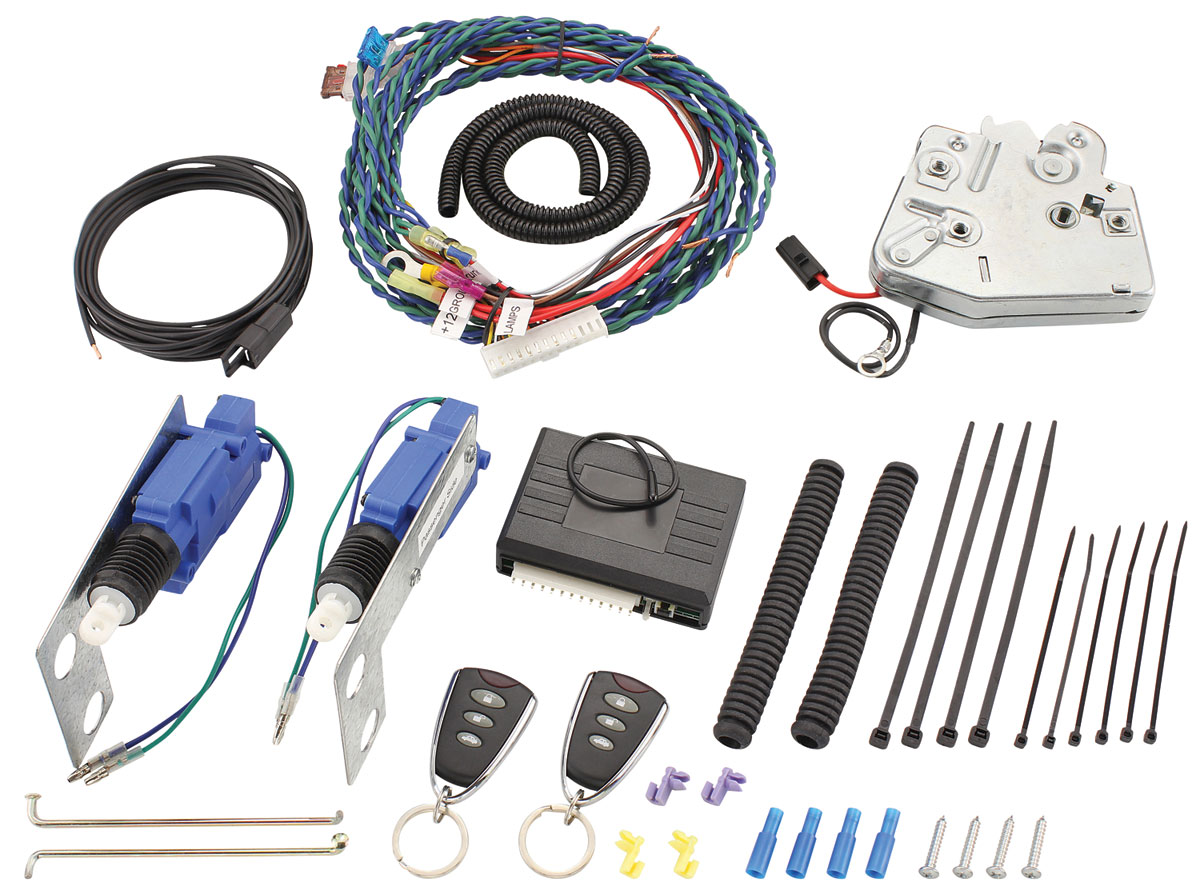 Photo of Keyless Entry Kits (2-Door with Trunk Release)