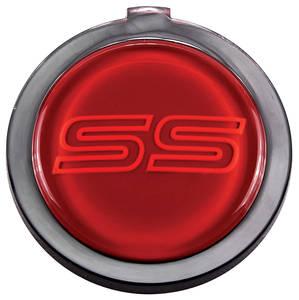 El Camino Horn Cap Emblem, 1984-88 Super Sport