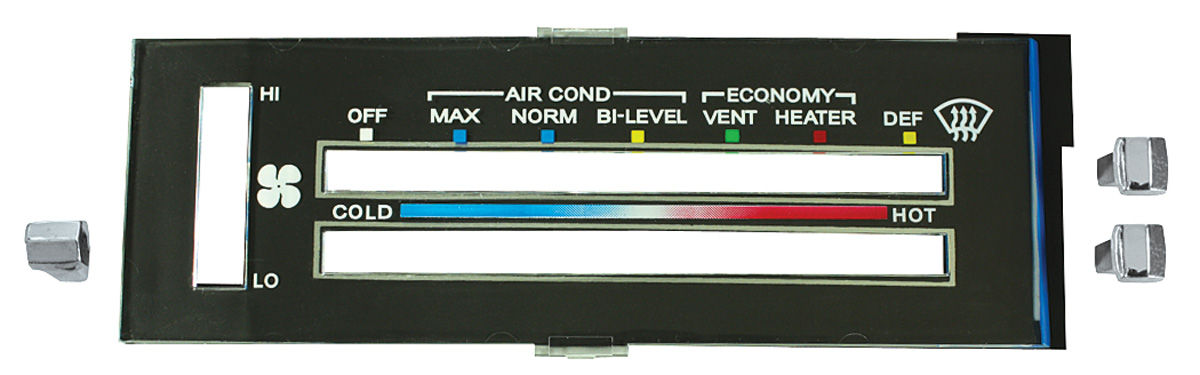 Photo of Heater Plate/Dial Kit with AC