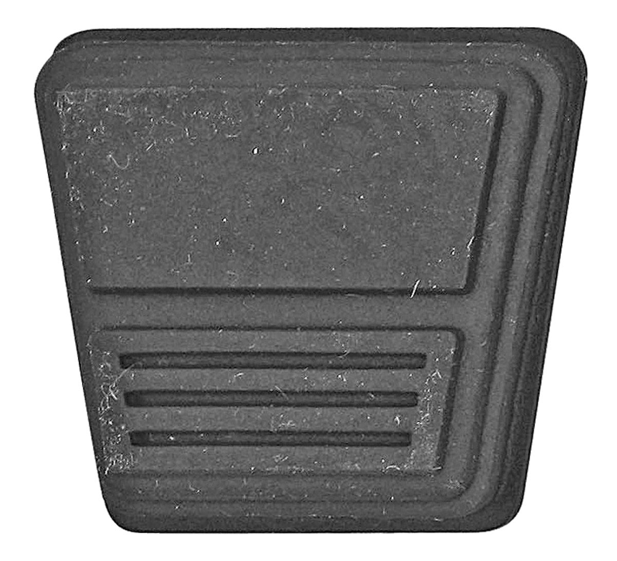 Photo of Brake & Clutch Pedal Pad; 4-Speed