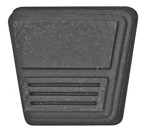 1978-88 Malibu Brake & Clutch Pedal Pad; 4-Speed