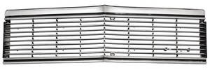 1981-1981 Malibu Grille, Center (1981 El Camino/Malibu), by RESTOPARTS