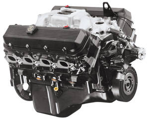1978-1988 El Camino Engine, 502 HO Big-Block, by GM