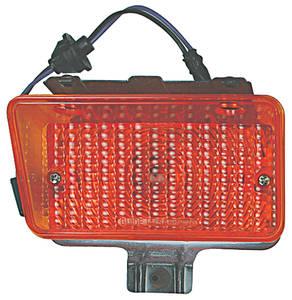 Park Lamp Assembly, 1970 Chevelle Malibu (Amber)