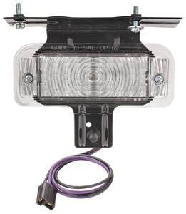 1969-1969 Chevelle Park Lamp Assembly, 1969 Chevelle Malibu, by RESTOPARTS