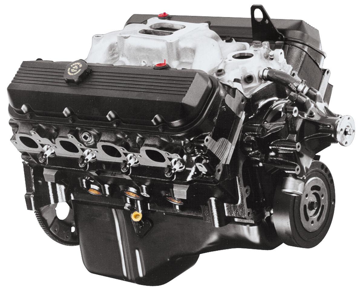 Photo of Engine, 454 HO Big-Block